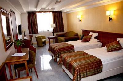 hotel actor budapest - chambre double avec lits séparés - hotel 4