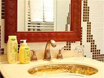 Stanza da bagno all 39 hotel amira a heviz hotel di for Resort termali in cabina