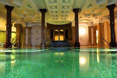 Spa wellness hotel  Wellnesshotel in Ungarn, Wellness-Wochenende in Tarcal Andrassy ...