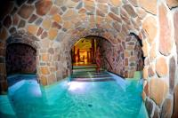 Cave bath in Andrassy Residence Hotel Tarcal