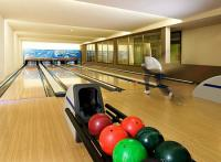 Hotels and apartmants in Balatonfüred, bowling traks and large wellness poolin the Anna Grand Hotel