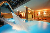 Adventure pool in Anna Grand Hotel Balatonfured - wellness oasis at Lake Balaton