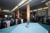Hotel in Sarvar - The restaurant of the aparthotel offers Hungarian and Mediterranean food