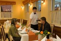 Apartman Aqua Spa breakfast lounge - Luxury Restaurant at Cserkeszolon at affordable price