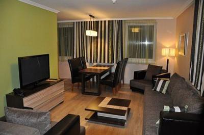 appartements 3 plan de luxe pour 2 6 personnes avec la climatisation aqua spa wellness. Black Bedroom Furniture Sets. Home Design Ideas