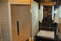 Luxury apartment with infra sauna at Cserkeszolo - Apartment Aqua Spa Wellness Cserkeszolo
