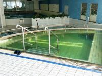 Aqua Hotel Kistelek - thermal pool in the Thermal bath of Kistelek