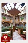 Restaurant in Rabafuzes - Hotel and Restaurant Atrium - 3-star hotel in Rabafuzes