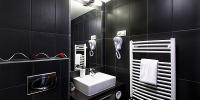 Auris Hotel Szeged - elegant bathroom in the centre of Szeged
