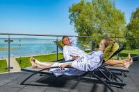 5* Hotel Azur Premium with panoramic view of the Lake Balaton