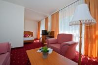 Cheap accommodation in Hotel Napfeny in Balatonlelle