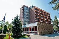 Hotel Napfeny in Balatonlelle, budget hotel at lake Balaton Napfeny Hotel Balatonlelle - hotel in Balatonlelle with half board offers -