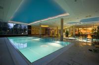 Wellness pool in 4 star wellnes and thermal hotel in Mezokovesd