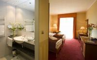 Double room in Balneo Hotel Zsori Thermal and Wellness Hotel