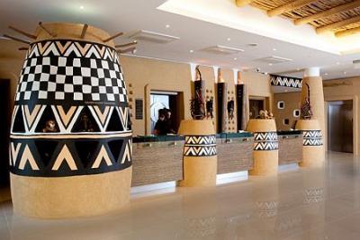 Hotel benessere bambara albergo costruito in stile for Design hotel douala