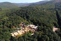 Bambara Hotel in Felsotarkany in the Bukk Mountains - hotel room with forest view at cut-rate prices