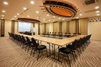 Modern and well equipped conference room in the Hotel Bambara in the Bukk mountains in Hungary