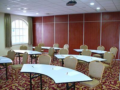 Event room in Esztergom, in wellness- and conference Hotel Bellevue - Hotel Bellevue Esztergom - discount wellness hotel in Esztergom with half board