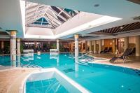Hotel Aquarell 4 star wellness Hotel  in Cegled