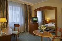 Discount hotel room in Budapest in the VII. district - Grand Hotel Hungaria Budapest