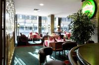 Lobbybar in Grand Hotel Hungaria in Budapest -Hotel Hungaria City Center Budapestin Boedapest
