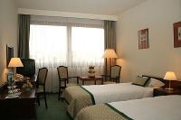 Free hotel room in Budapest - twin room in Hotel Hungaria City Center Budapest