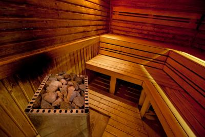 Sauna d 39 h tel greenfield golf spa wellness et spa luxe for Hotel tarif reduit