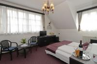 Double room at affordable prices in Hotel Budai in Budapest