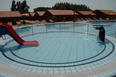 Toboganes de agua para ni os piscinas exteriores y for Piscinas con toboganes