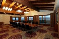Event room of Cascade Resort Hotel with panoramic view