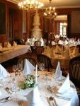 Castle Hotel Hedervar Hungary - Restaurant with excellent kitchen