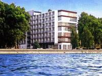 Siofok Hotel Hungaria directly on the sho0re of Lake Balaton
