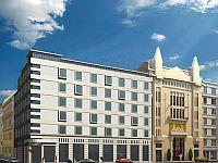 Continental Hotel**** Budapest -  luxury hotel in the centre of Budapest with wellness treatments