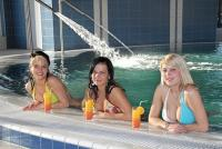 Discounted wellness weekend in Cserkeszolo - Indoor, outdoor pools