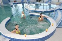 Wellness weekend cu jacuzzi în Aqua-Spa Hotel Cserkeszolo