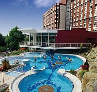 Thermal Und Kurhotel Heviz Aqua Spa Hotel In Ungarn