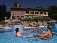 Paddling pool in Hotel Danubius Health Spa Resort Aqua - thermal hotel in Heviz