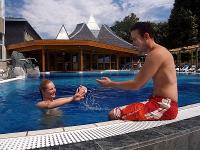 Hotels in Heviz - Spa Thermaal Hotel Heviz - zwembad met thermaal waterl