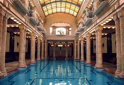 Danubius Hotel Gellert Budapest Booking