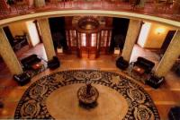 Hotel a Budapest - lobby dell'Hotel Gellert - weekend benessere a Budapest
