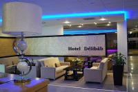 Hotel Delibab Hajduszoboszlo - four-star spa- and wellness hotel at affordable prices