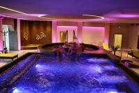 Adventure pool in Hotel Delibab Hajduszoboszlo for a wellness weekend