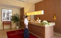 Erzsebet Kiralyne Hotel - reception in Godollo with online booking, close to the Hungaroring
