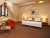 Elegant and romantic hotelroom in the center of Godollo, in the Erzsebet Kiralyne Hotel, close to the castle