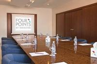 Four Points by Sheraton Hotel Kecskemet  - конференц-зал отеля