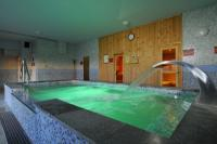 Jacuzzi all'Hotel Castello Fried - centro wellness e fitness  - Castello Albergo Fried Simontornya