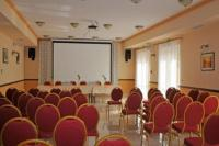 Sala conferenza a Simontornya all'Hotel Castello Fried