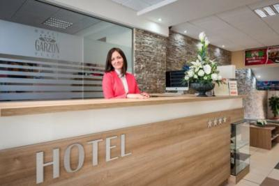 Hotel Garzon Plaza Győr - low-priced accommodation in Gyor  - Garzon Plaza Hotel Győr**** - half board packages in Gyor in Garzon Plaza Hotel