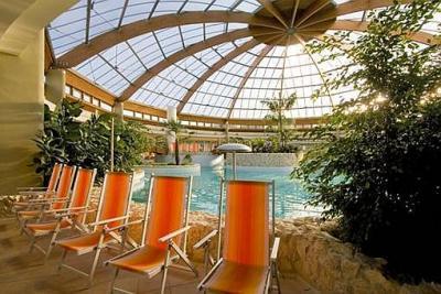 Entspannung In Ungarn Im Gotthard Wellness Und Konferenzhotel