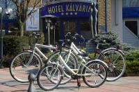 Rent-a-bike in Hotel Kalvaria - active relaxing in Gyor